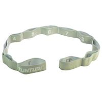 Tunturi weerstandsband multi 116 cm polyester/katoen grijs