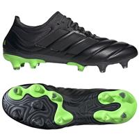 Copa 20.1 Firm Ground Boots - Core Black / Core Black / Signal Green - Heren