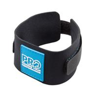 Pro chip band Triathlon Aerofuel neopreen zwart one size