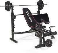 gymstick Weight Bench 400 - Halterbank