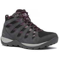 Columbia Wandelschoen women redmond v2 mid wp black cherry-schoenmaat 38 (uk 5)