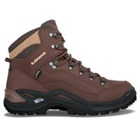 Lowa Wandelschoen men renegade leather mid espresso-schoenmaat 42 (uk 8)