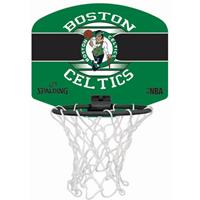 Spalding basketbalset Boston Celtics 29 x 24 cm 4 delig