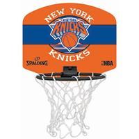 Spalding basketbalset New York Knicks 29 x 24 cm 4 delig