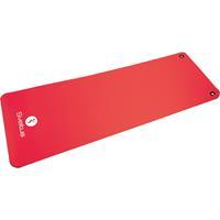 Sveltus fitnessmat Evolution 180 x 60 cm rubber rood