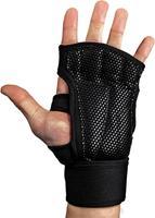 gorillawear Gorilla Wear Yuma Fitness Handschoenen - Zwart - S