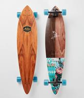 Arbor Fish Groundswell - Longboard Complete
