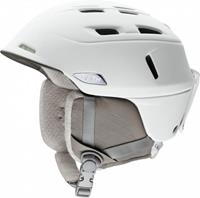 Unknown SMITH COMPASS HELMET Vrouwen - PEARL WHITE - Maat M