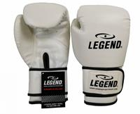 Legend Sports bokshandschoenen PowerFit unisex wit 2oz