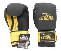 Legend Sports bokshandschoenen LegendDry & Protect zwart/goud 6oz