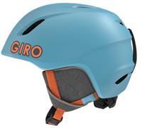 Giro skihelm Launch junior 52 55,5 cm blauw/oranje