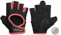 harbingerfitness Harbinger Women's Power Stretchback Fitness Handschoenen - Coral - L