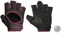 harbingerfitness Harbinger Women's Power Stretchback Fitness Handschoenen - Zwart/Rood - S