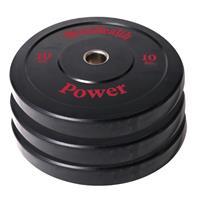 men'shealth Men's Health Bumper Plate - Halterschijf - 50 mm - 10 kg