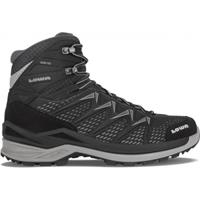 Lowa Wandelschoen men innox pro gtx mid black grey-schoenmaat 47 (uk 12)