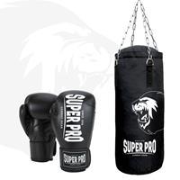 superpro Super Pro Combat Gear Bokszak Set