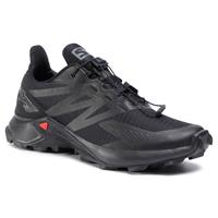 Salomon - Supercross Blast - Trailrunningschoenen, zwart