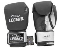 Legend Sports bokshandschoenen LegendDry & Protect zwart/zilver 12oz