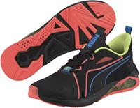 PUMA x FIRST MILE LQDCELL Method Xtreme trainingsschoenen, Zwart/Geel/Oranje40