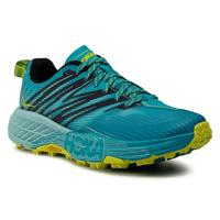 Hoka One One - Women's Speedgoat 4 - Trailrunningschoenen, turkoois
