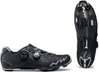 Northwave Ghost Pro fietsschoenen (Kleur: zwart, Schoenmaat: 44)