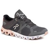 On - Women's Cloudflow - Runningschoenen, zwart/grijs