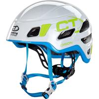 Climbing Technology - Orion Helmet - Klimhelm, grijs/wit/blauw