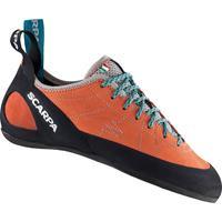 Scarpa - Women's Helix - Klimschoenen, zwart/oranje/grijs