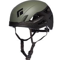 Black Diamond - Vision Helmet - Klimhelm, zwart/grijs
