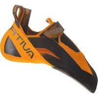 La Sportiva LS Python Klimschoen Oranje/Zwart