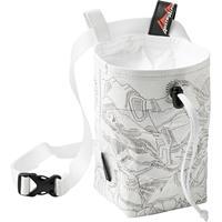 AustriAlpin - Papnu Chalk Bag - Pofzakje grijs/wit