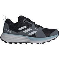 adidas - Women's Terrex Two GTX - Trailrunningschoenen, zwart/grijs