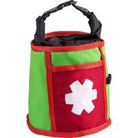 Ocun - Boulder Bag - Pofzakje rood/groen