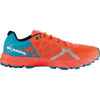 Scarpa - Women's Spin - Trailrunningschoenen, rood/oranje