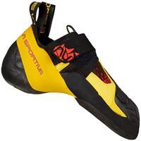 La Sportiva - Skwama - Klimschoenen, zwart/oranje