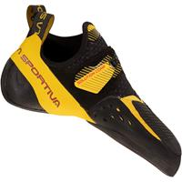 La Sportiva - Solution Comp - Klimschoenen, zwart/oranje