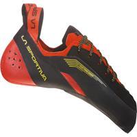 La Sportiva - Testarossa - Klimschoenen, zwart/rood