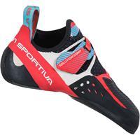 La Sportiva - Women's Solution Comp - Klimschoenen, zwart/rood