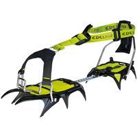 Edelrid - Shark Hybrid - Stijgijzers, grijs/ oasis