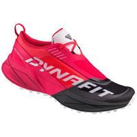 Dynafit - Women's Ultra 100 - Trailrunningschoenen, roze/zwart/rood