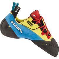Scarpa - Chimera - Klimschoenen, zwart/blauw