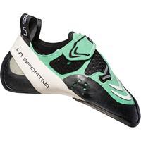 La Sportiva - Women's Futura - Klimschoenen, zwart/groen/grijs