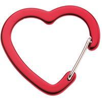 Edelrid - Corazón - Materiaalkarabiner rood