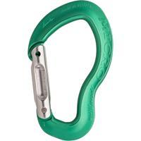 AustriAlpin - Micro - Snapkarabiner groen/grijs