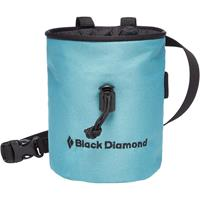 Black Diamond - Mojo Chalk Bag - Pofzakje, turkoois/zwart