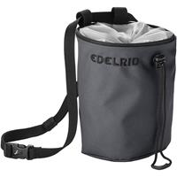 Edelrid - Chalk Bag Rodeo Large - Pofzakje, turkoois/zwart