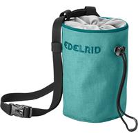 Edelrid - Chalk Bag Rodeo Small - Pofzakje, roze/zwart