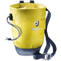 Deuter - Gravity Chalk Bag II - Pofzakje, geel/oranje