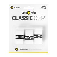 Tennis-Point Classic Grip Verpakking 3 Stuks