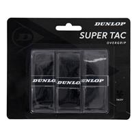 Dunlop Super Tac Verpakking 3 Stuks